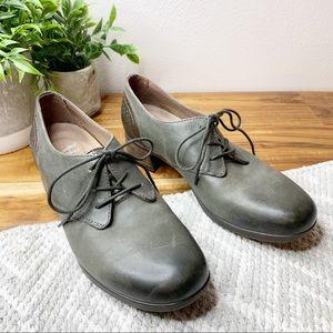 DANSKO Louise Oxford Lace Up Derby Shoes